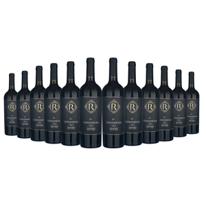 Kit 12 Vinhos R de Romaneira Douro