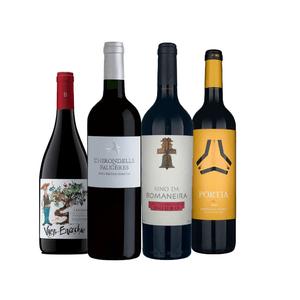Kit Vinhos Envolventes
