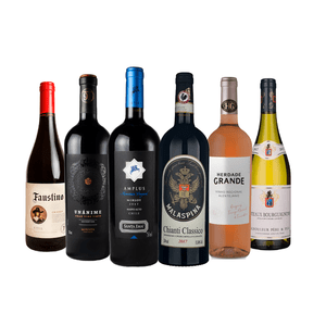 Kit Vinhos Majestosos