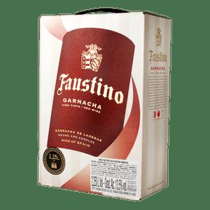 Vinho Faustino Garnacha 2,25L