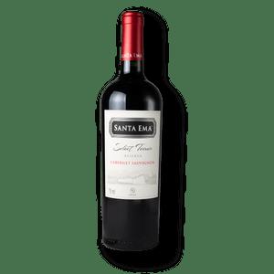 Vinho Santa Ema Select Terroir Reserva Cabernet Sauvignon