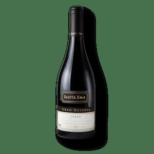 Vinho Santa Ema Gran Reserva Syrah