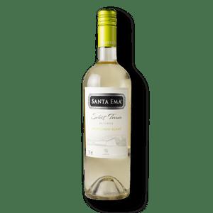 Vinho Santa Ema Select Terroir Reserva Sauvignon Blanc 375ml