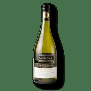 Vinho Santa Ema Gran Reserva Chardonnay