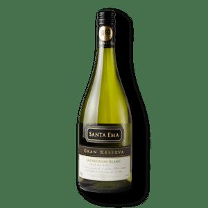 Vinho Santa Ema Gran Reserva Sauvignon Blanc
