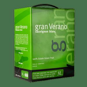 Vinho Bag Apaltagua Gran Verano Sauvignon Blanc 3L