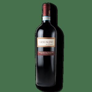 Vinho Gesualdo da Venosglianico del Vulture