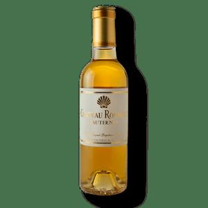 Vinho Château Roumieu Sauternes 375ml