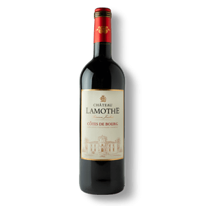 Vinho Château Lamothe Réserve Joubert Côtes de Bourg
