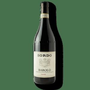 Vinho Sordo Barolo Parussi