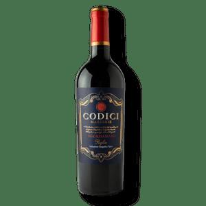 Vinho Codici Masserie Negroamaro Puglia