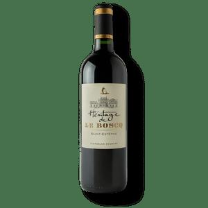 Vinho Héritage de Le Boscq Saint-Estèphe