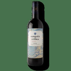 Vinho Marqués de Vitoria Rioja Crianza
