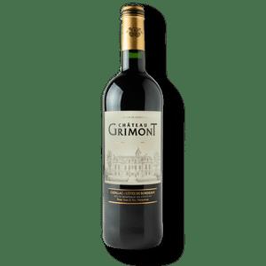 Vinho Chateau Cadillac Grimont