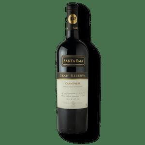 Vinho Santa Ema Gran Reserva Carménère