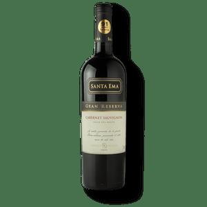 Vinho Santa Ema Gran Reserva Cabernet Sauvignon