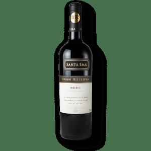 Vinho Santa Ema Gran Reserva Malbec