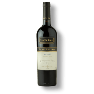 Vinho Santa Ema Gran Reserva Merlot